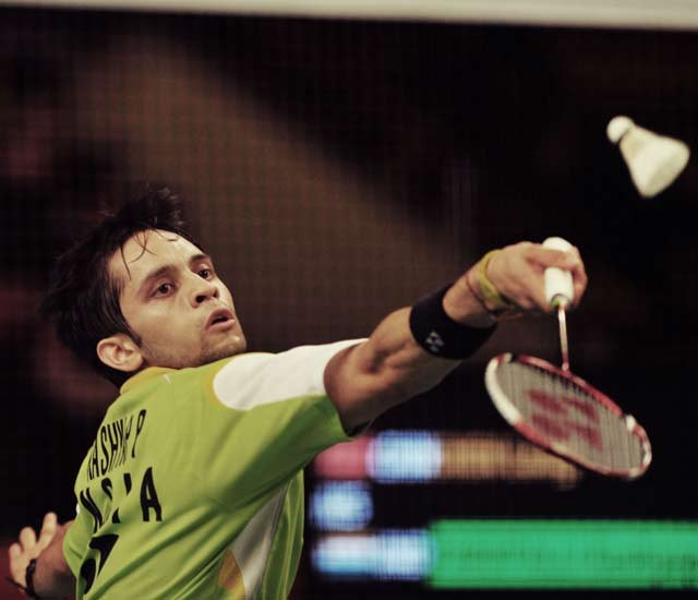 P Kashyap falters at semifinals of Indonesia Open