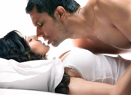 Sunny Leone and Randeep Hooda