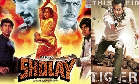 Sholay-Ek Tha Tiger