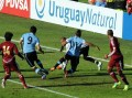 Uruguay go second in FIFA world rankings