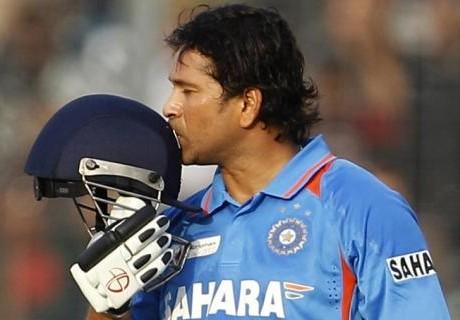 Sachin scores 100th 100