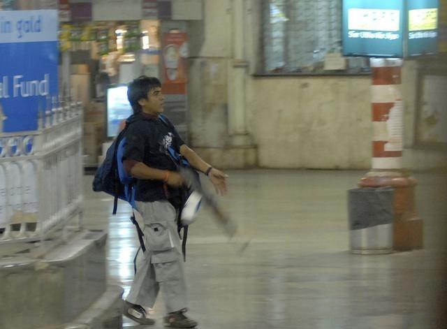 Ajmal Kasab (Mumbai Attack)