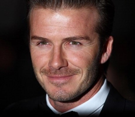 Becks takes bike and Rolls Royce for spin
