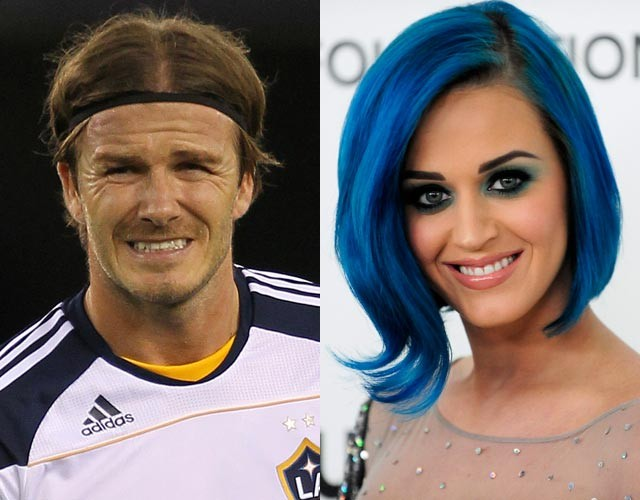 Becks and Katy Perry feature in new Adidas ad