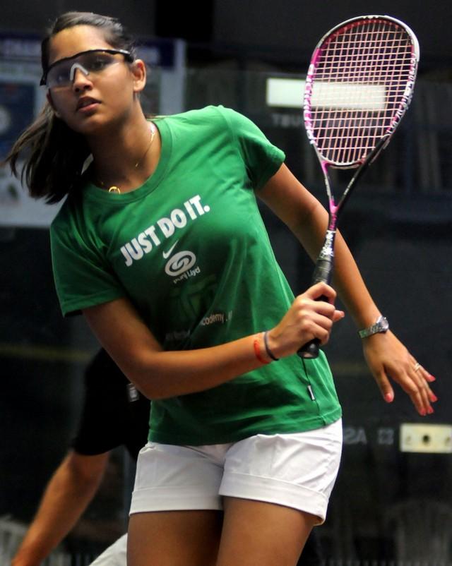 Dipika Pallikal (Squash)
