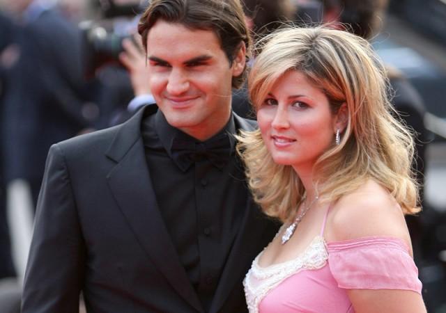 Roger Federer & Mirka