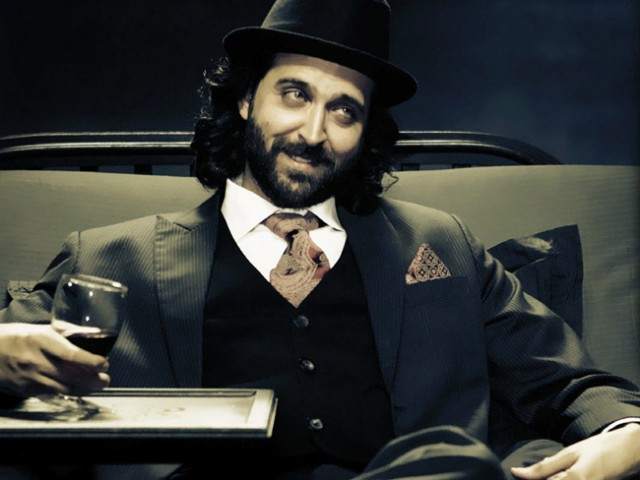 Hrithik Roshan in Guzaarish