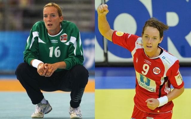 Katrine and Kristine Lunde