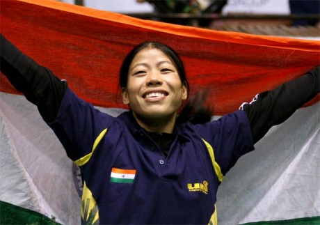 Short-skirt issue: Mary Kom lauds AIBA