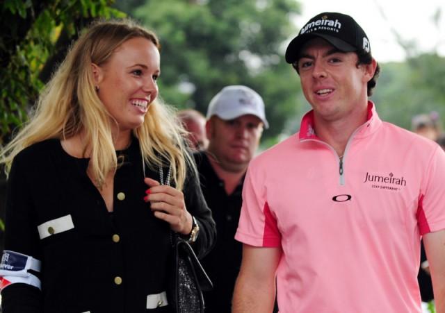 Rory McIlroy & Caroline Wozniacki
