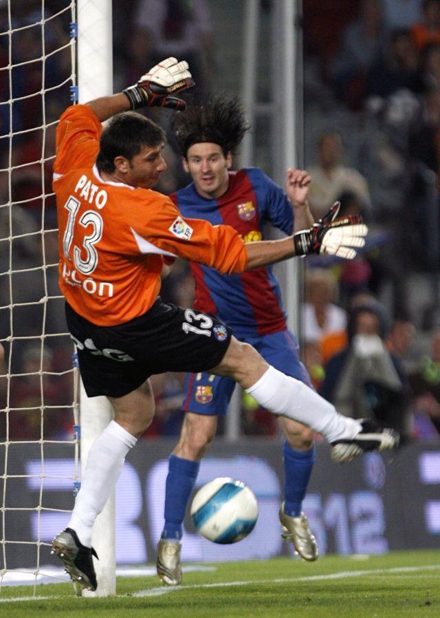Emulating Maradona's wonder goal