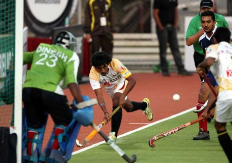 Sher-e-Punjab score big win over Karnataka