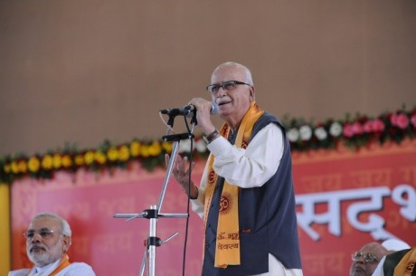 L K Advani