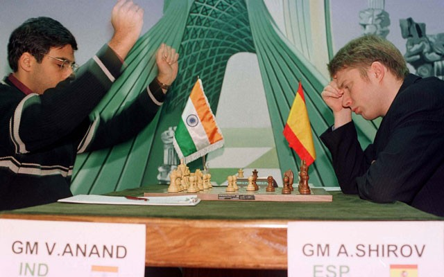 FIDE World Champion 2000