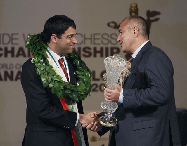 World Champion 2010