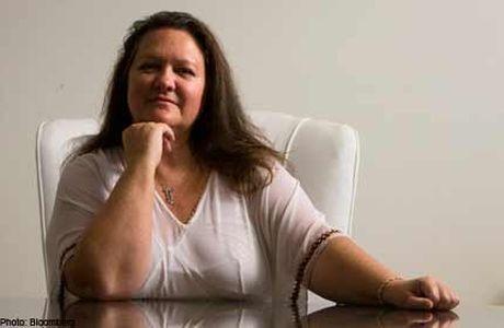 Australian tycoon world's richest woman