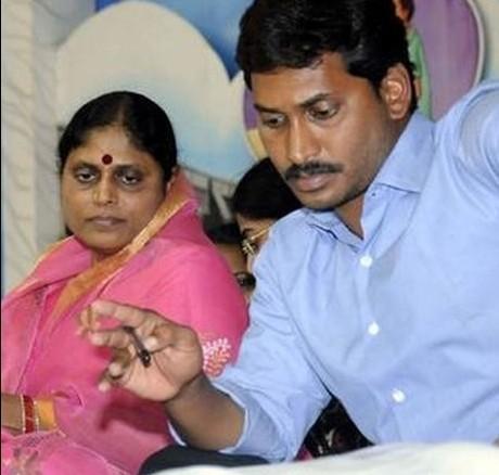 Y.S. Vijayamma