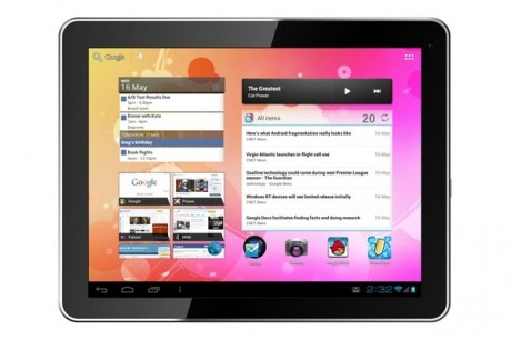 Agora Android tablet