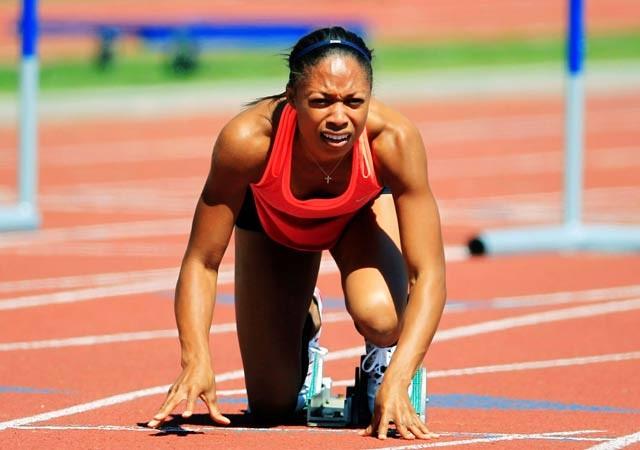 Allyson Felix (athletics)