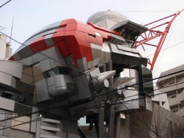 Aoyama Technical College; Shibuya, Japan