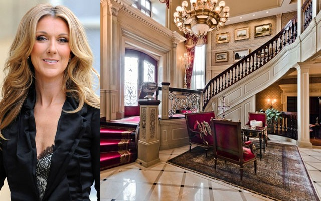 Celine Dion lists her private island retreat for $29 million
