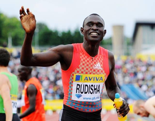 David Rudisha (athletics)