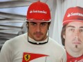 Alonso fastest on day one of mid-season test
