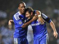 Lampard says Drogba is best striker he has ever played with