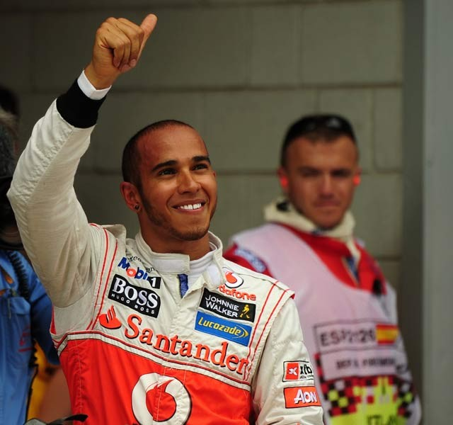 Hamilton bids to make it six of the best