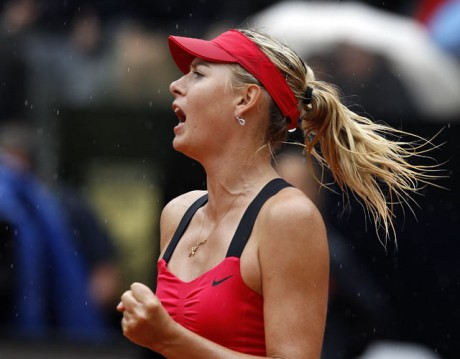 Sharapova proud of her Russian origin