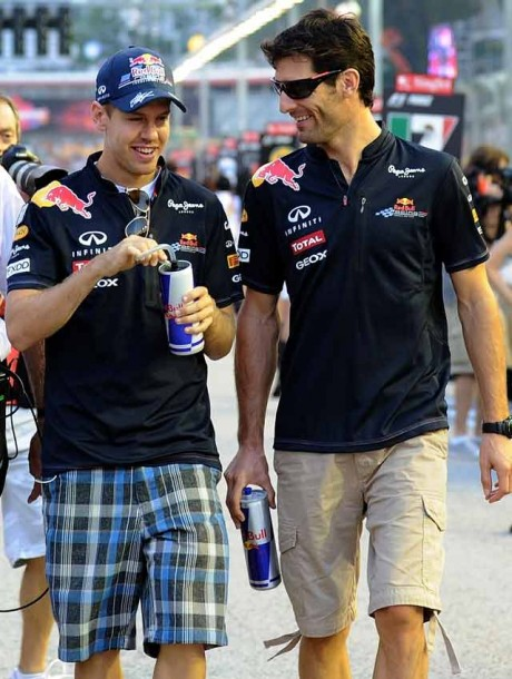 Webber and Vettel may move to Ferrari?