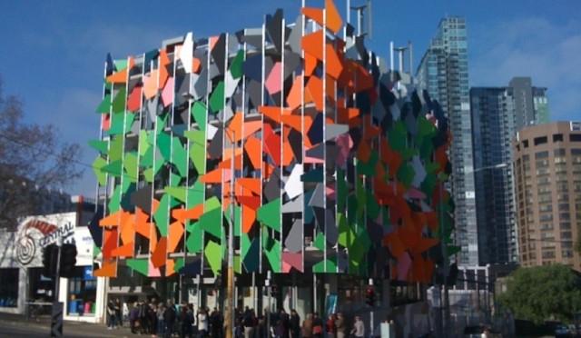 The Pixel Building; Melbourne, Australia