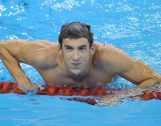 Michael Phelps (swimming)