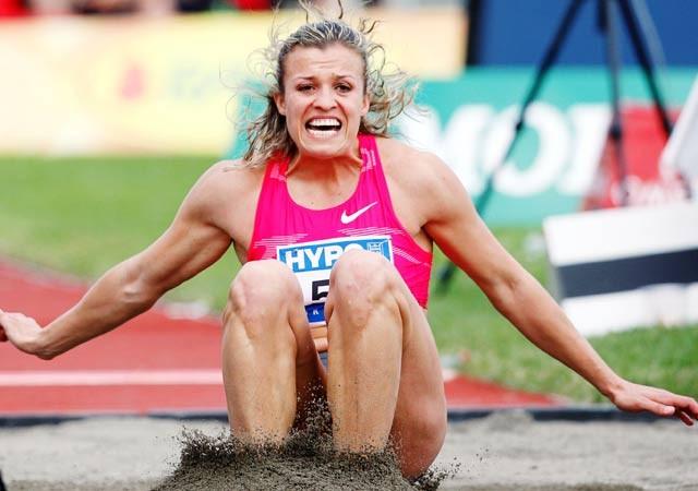 Nataliya Dobrynska (athletics)