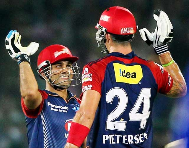 Daredevils thrash Royals by 6 wickets