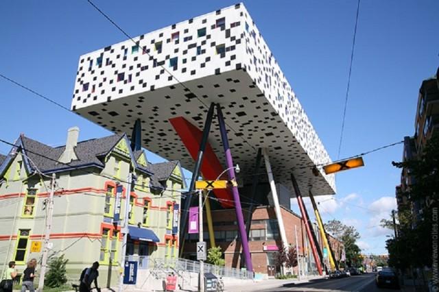 Sharp Centre for Design; Toronto, Canada