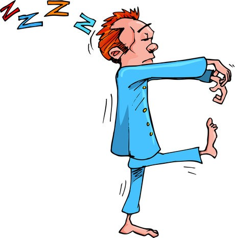 More than 8.4 million adults in the United States tend to sleepwalk ...