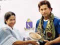 Tendulkar is a golden boy: Mamata