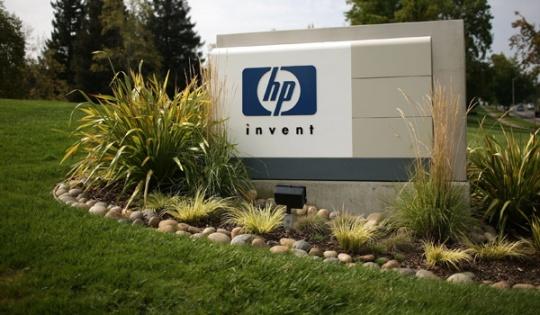 Hewlett-Packard's Tumultuous Decade