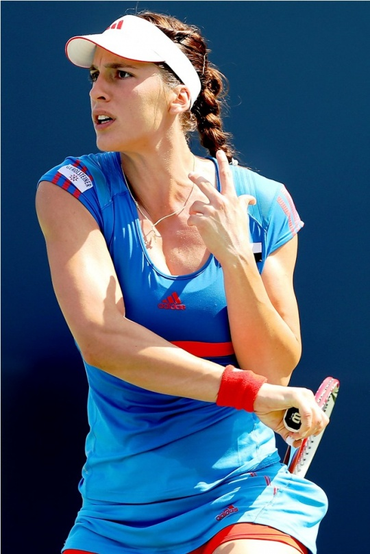 Andrea Petkovic Feels at Home in India