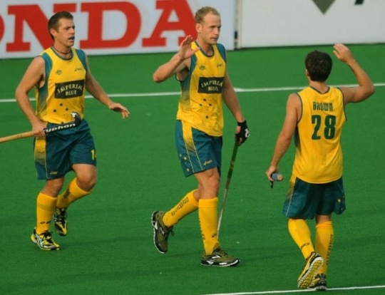 Aus Eye Fifth Straight Champions Trophy