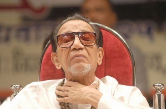 Bal Thackeray-The Cricket Fan