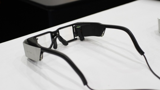 'Video goggles' to Help Blind See Through Sound