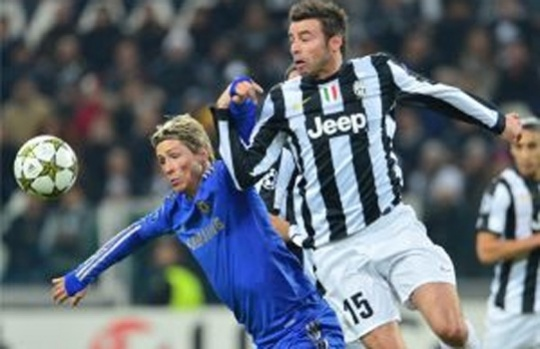 Dominant Juve Stun Chelsea 3-0 in CL