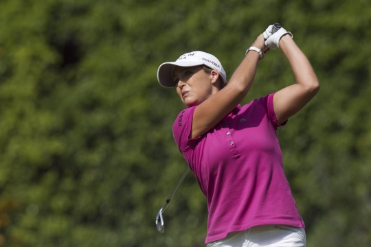 Kerr wins as Lewis locks up LPGA Player of Year