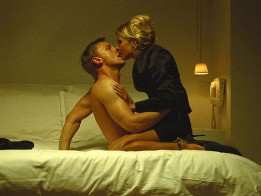 Daniel Craig reveals sex crazed past!
