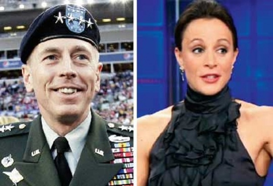 David Petraeus' sex scandal