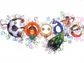 'Doodle 4 Google India 2012' Winner on Google Homepage