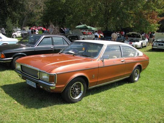 1970 Ford Granada
