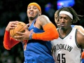 Nets win first battle of New York over Knicks